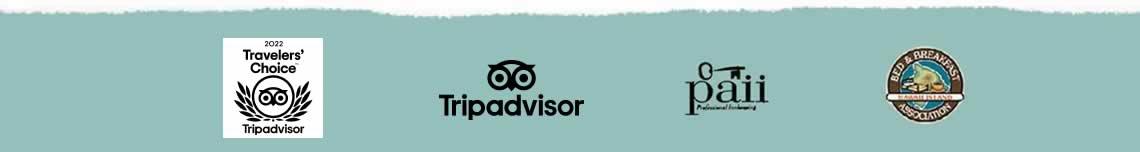 Association Logos - TripAdvidor, Paii