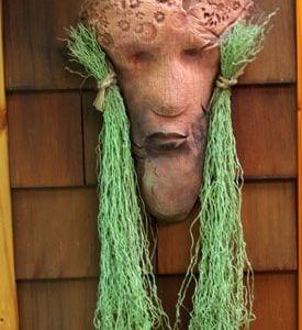 Ira Ono Clay Mask
