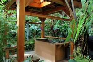 Bamboo Tubs